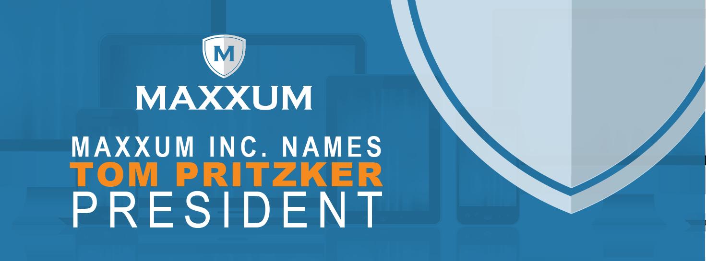 Maxxum New President